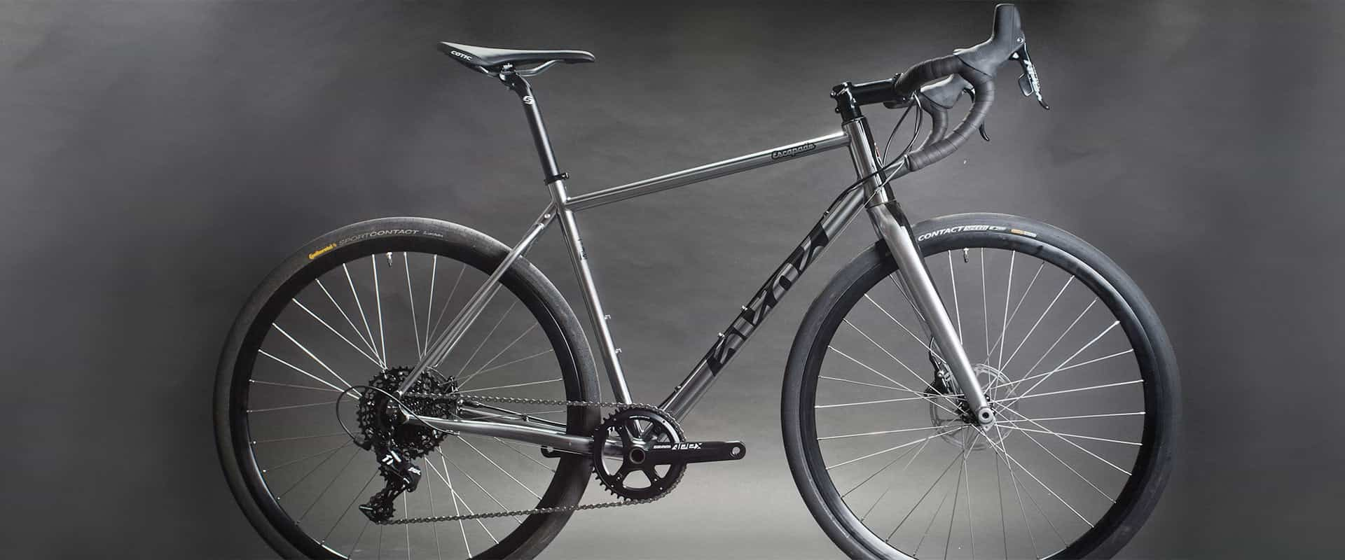 COTIC Escapade Steel Disc Road Gravel Bike