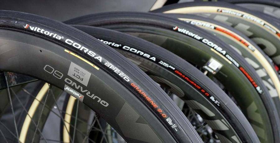 Different Road Bike Tire