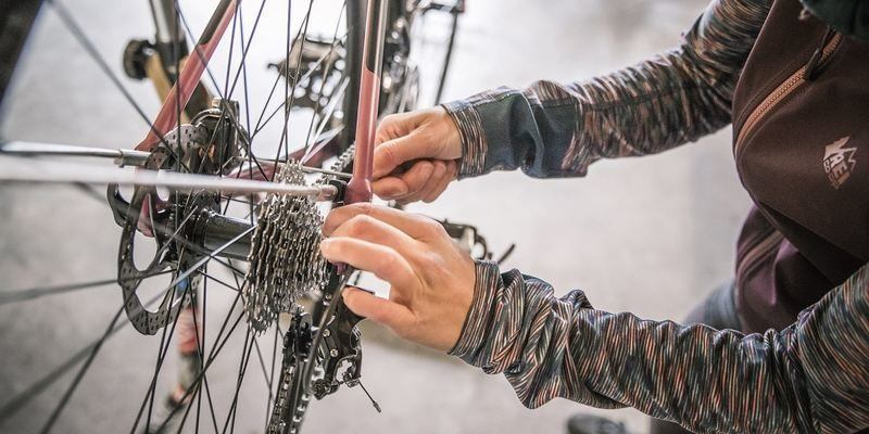 Maintaining a Mountain Bike