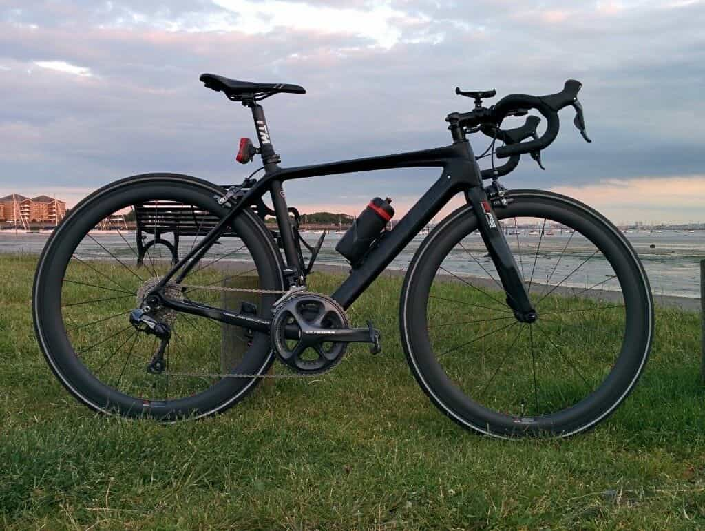 Ribble R872 Carbon Road Bike with Di2 and Carbon Wheels