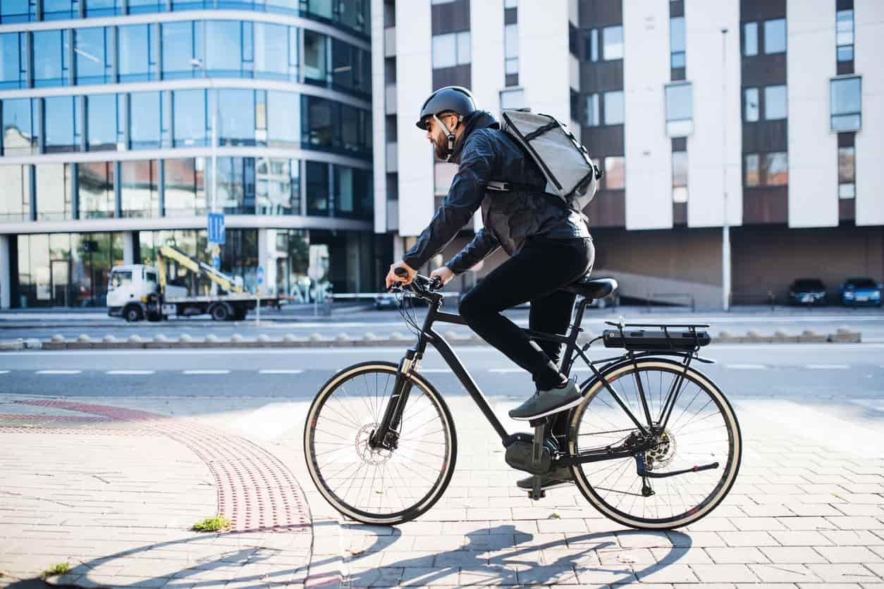 commuting around the city