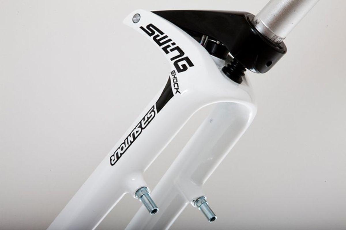 suntour swing shock suspension for commuter bikes
