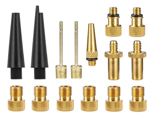 different types of nozzles