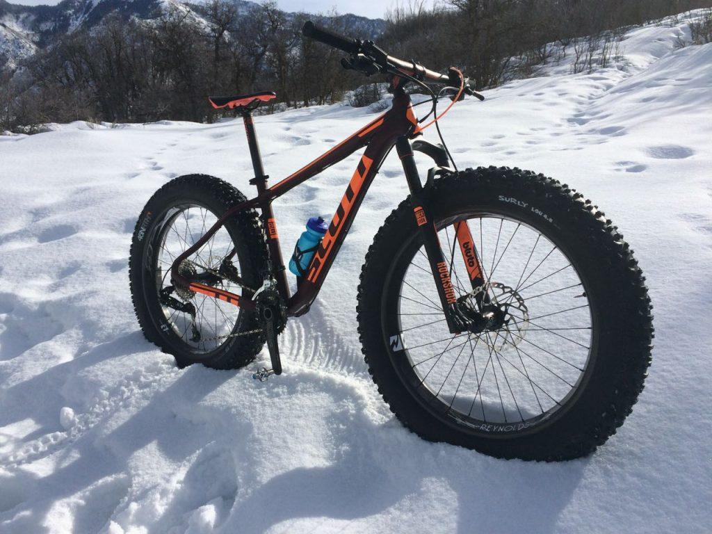 Scott Big Jon Fat Bike