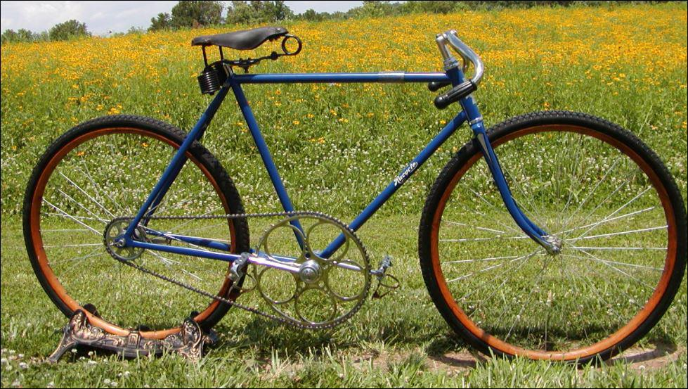 vintage velo racycle pacemaker