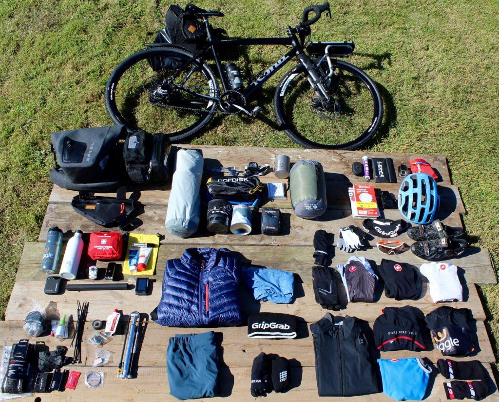 Bikepacking Kit List