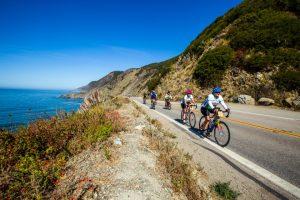 Biking California Coast