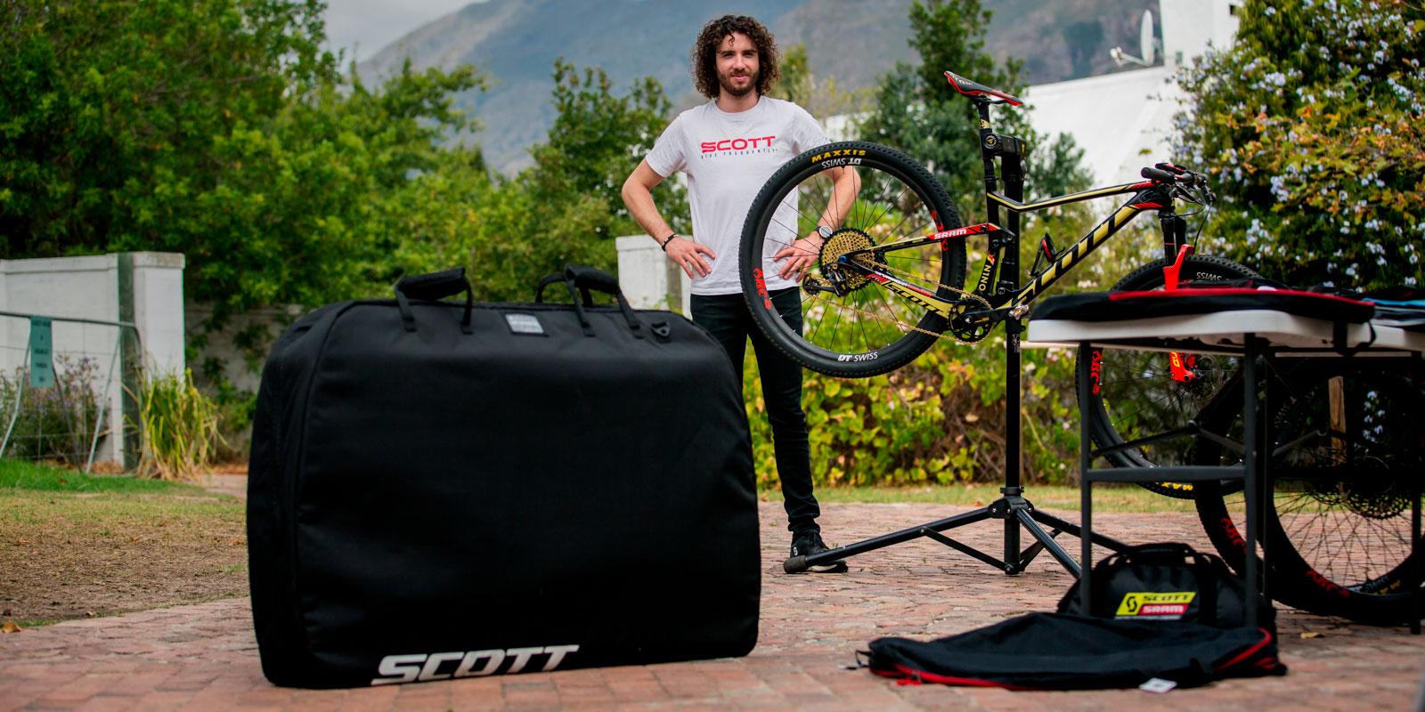 Pack a Bike Bag