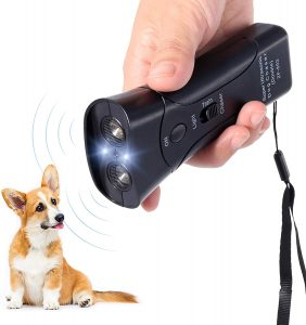 PetULove Portable Ultrasonic Dog Repellent