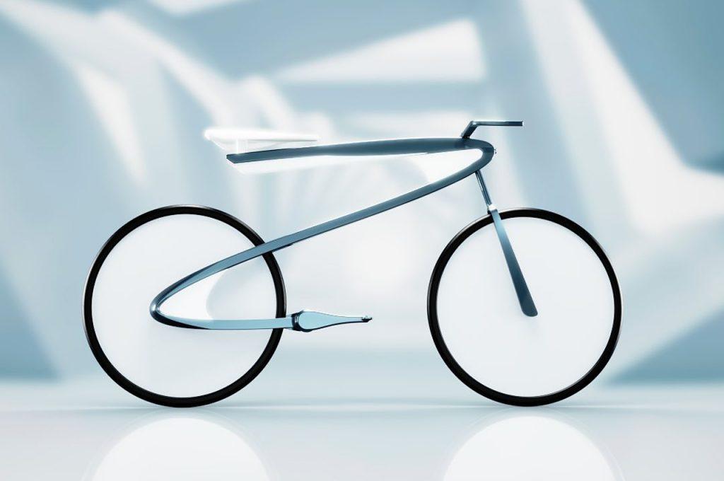 aerodynamic bicycle
