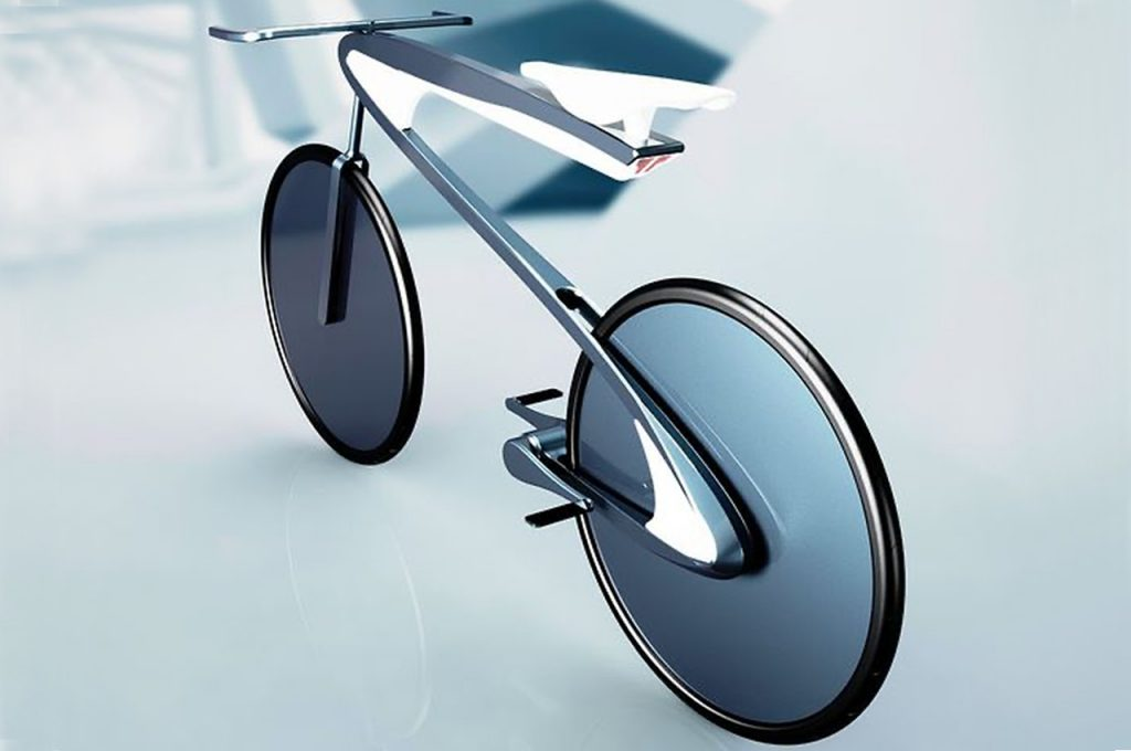 hubless e-bike