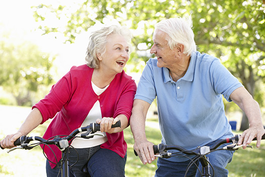 most comfortable bicycle seat for seniors