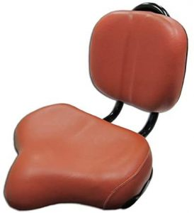Flying Horse Seat with Backrest